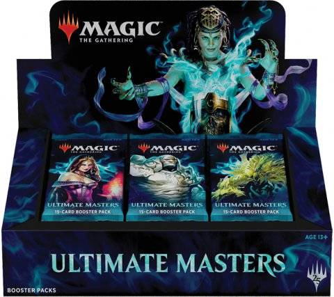 Magic - Ultimate Masters Boosterbox (24BS)