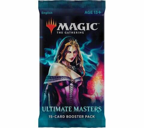 Magic - Ultimate Masters Booster