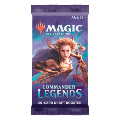 Magic - Commander Legends Booster