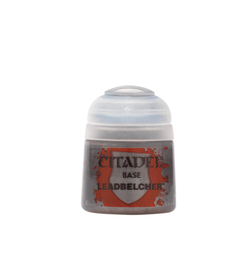 Citadel Paint - Base - Leadbelcher 12ML