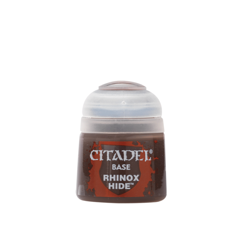 Citadel Paint - Base -Rhinox Hide 12ML