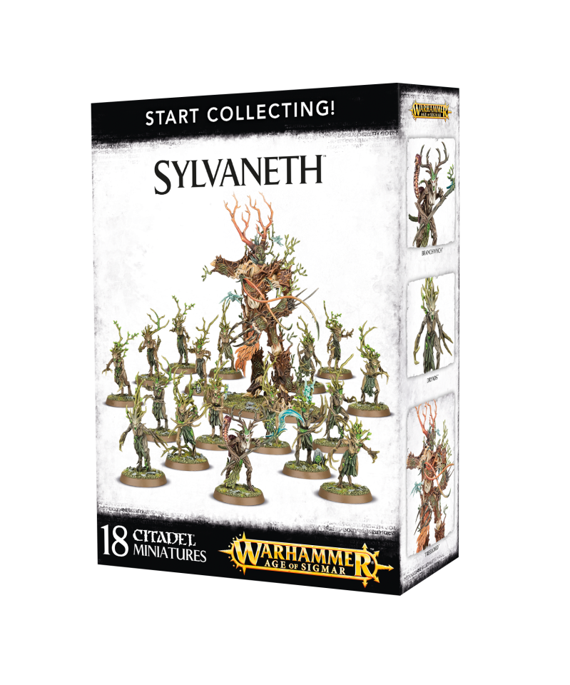 Warhammer AoS - Order - Start Collecting! Sylvaneth