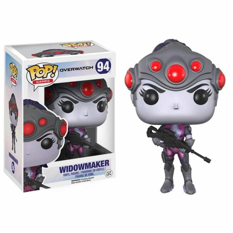 Funko Pop - Overwatch - Widowmaker