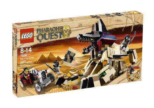 Lego  7326 - Pharao's Quest - Rise of the Sphinx