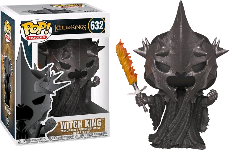 Funko Pop -  Lord of the Rings - The Witchking