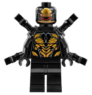 Lego Minifigure - Super Heroes - Outrider Extended Arms