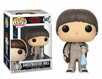 Funko Pop - Stranger Things - Ghostbuster Will