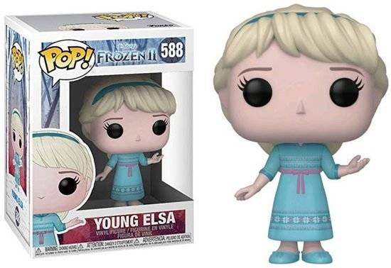 Funko Pop - Disney Frozen 2 - Young Elsa