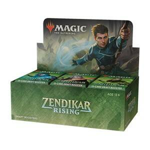 Magic - Zendikar Rising Booster Box