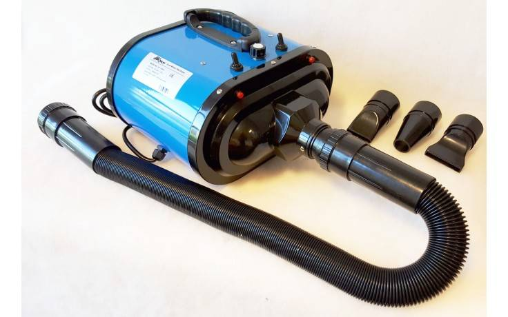 Waterblazer Topmast Hurricane Extra Power 3800Watt -2 motoren