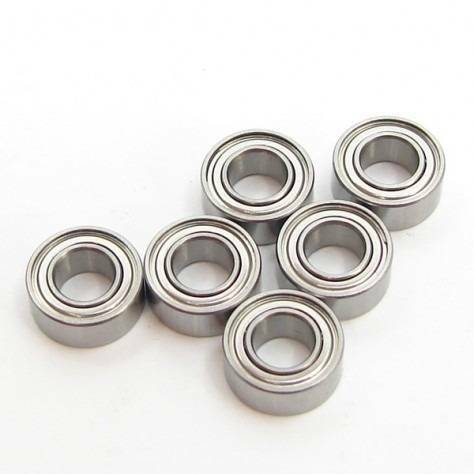 SWORKz Competition 5x10x4mm Ball Bearing Japanese - 6pcs