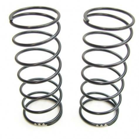 SWORKz S35-4 Black Competition Front Shock Spring (US3-Dot)(62X1.6X7.75)