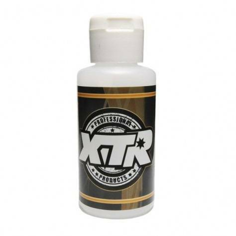 XTR 100% Pure Silicone Shock Oil 275cst (25wt) 80ml