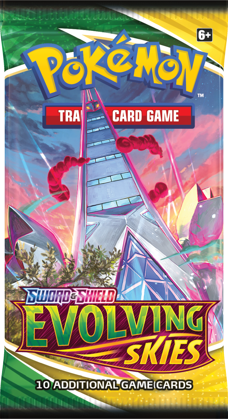Evolving Skies Booster - Duraludon
