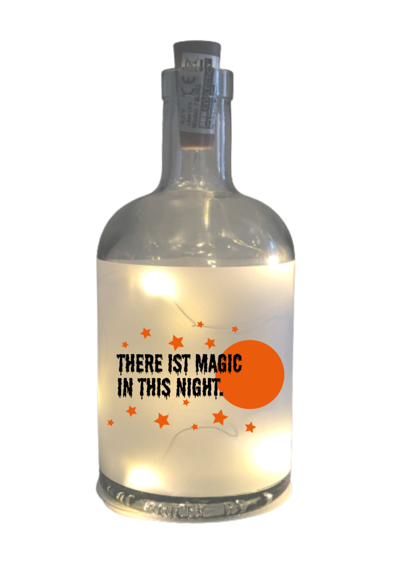 There ist Magic in this Night. - Halloween