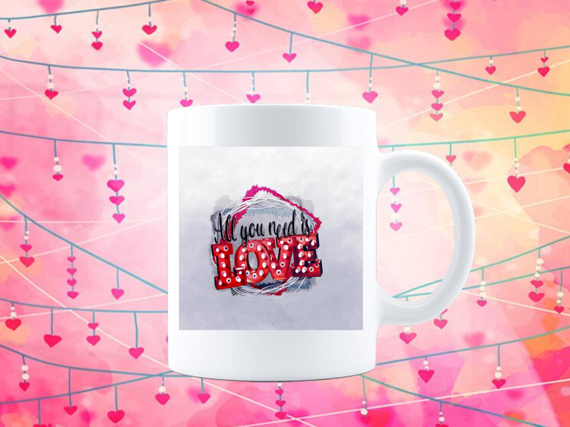 All you need is Love (Love Tasse 4168)