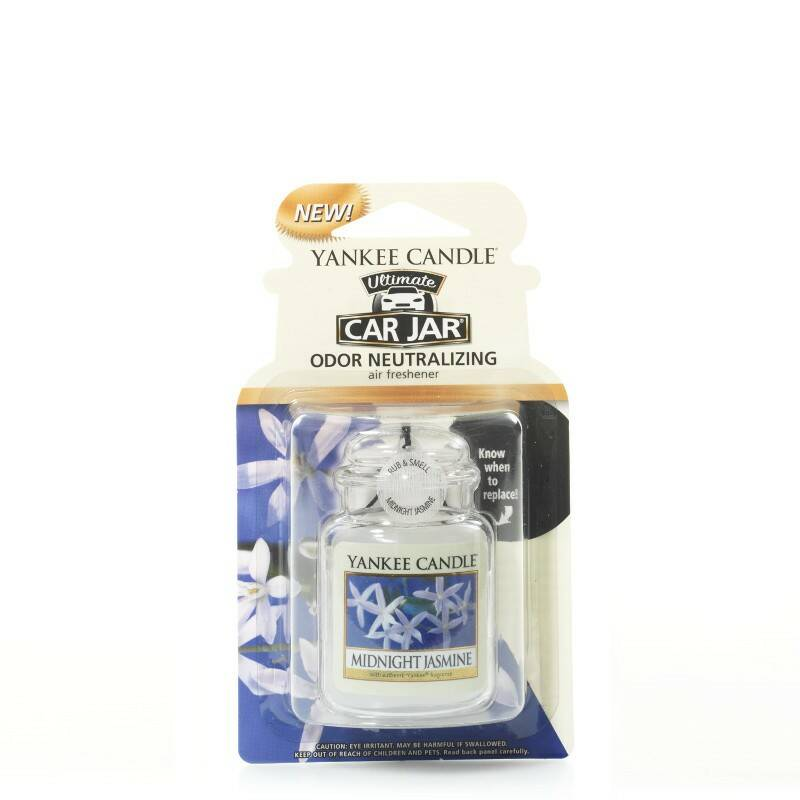 YC Midnight Jasmine Car Jar Ultimate