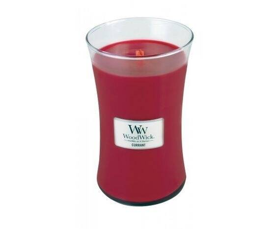 WoodWick Large Candle Currant