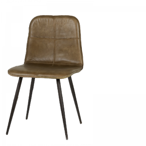 LIFESTYLE. MONTANA DINING CHAIR GREEN