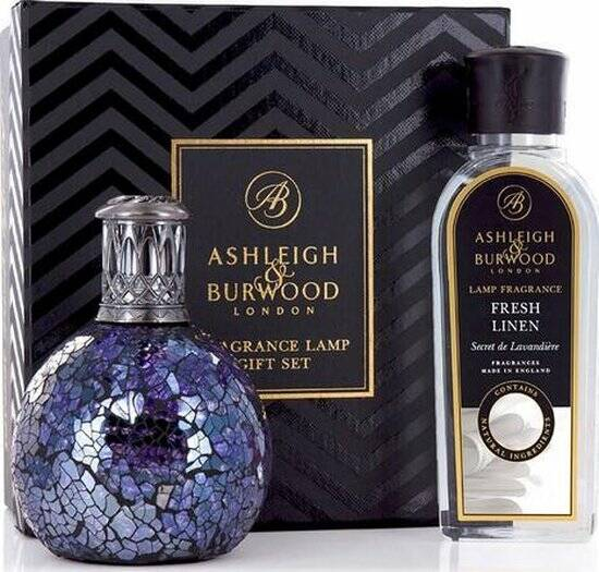 Ashleigh & Burwood Lamp Gift Set All Because