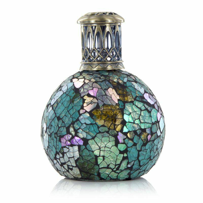Ashleigh & Burwood Small Fragrance Lamp Peacock Feather