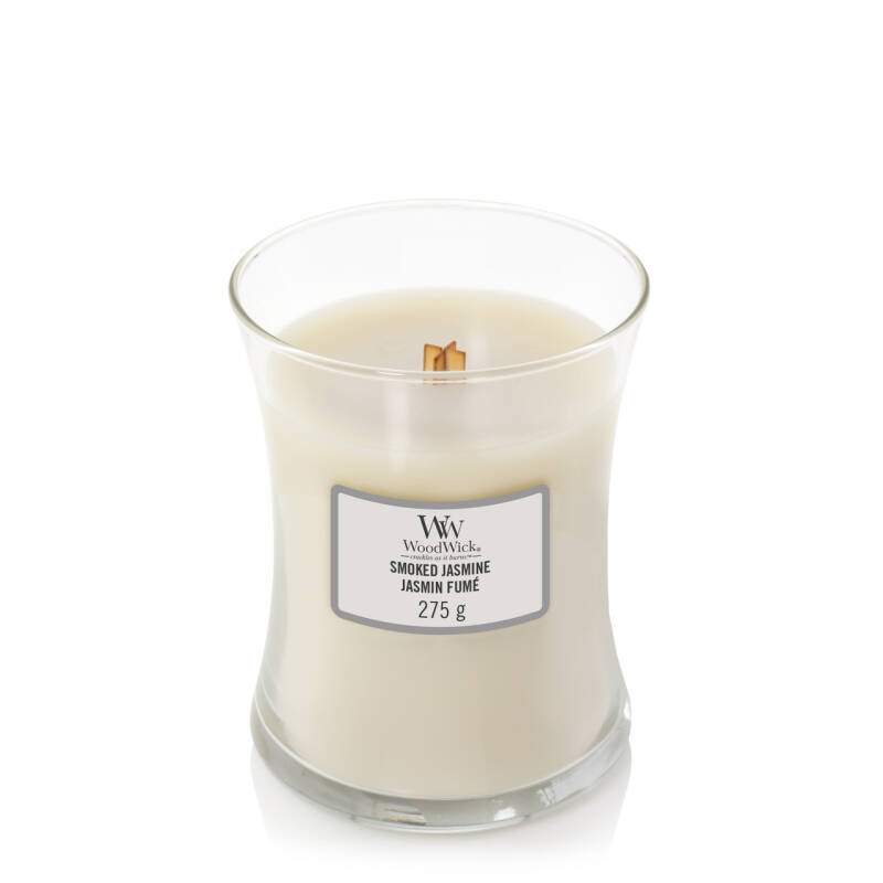 WoodWick Medium Candle Smoked Jasmine