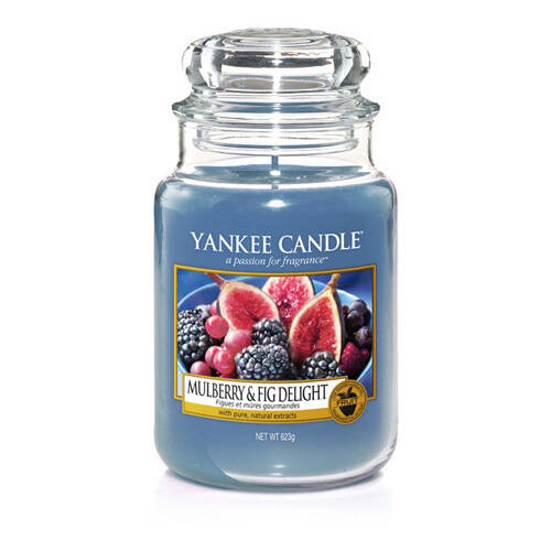 Yankee Candle Large Jar Mulberry & Fig Delight