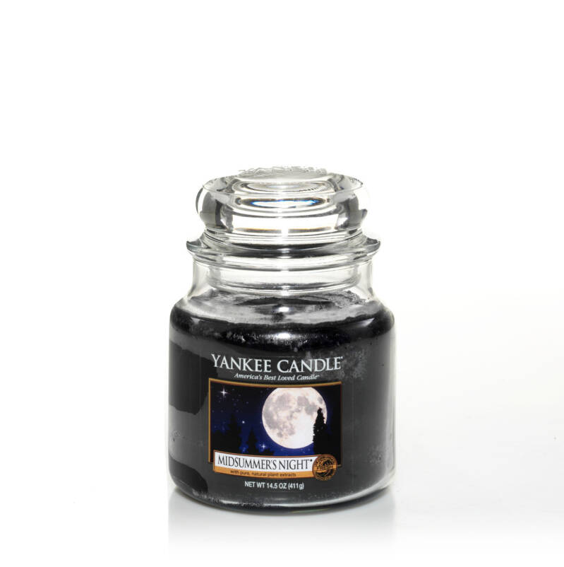 Yankee Candle Medium Jar Midsummers Night