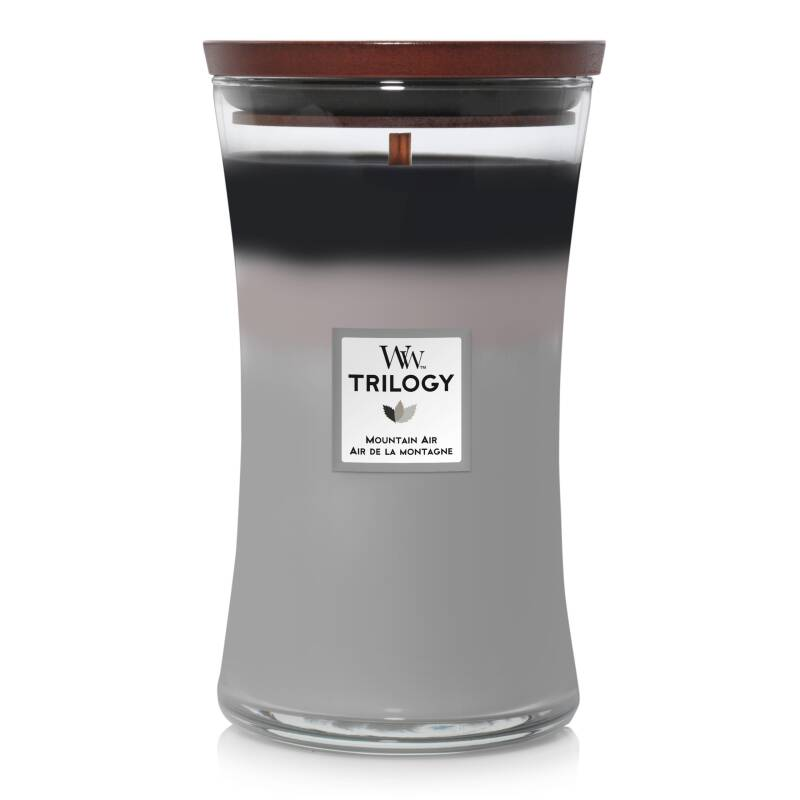 WoodWick Trilogy Large Candle Mountain Air