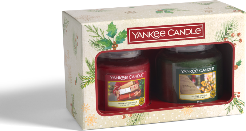 Yankee Candle Magical Christmas Morning 2 Med