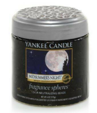 Yankee Candle Midsummers Night Fragrance Spheres