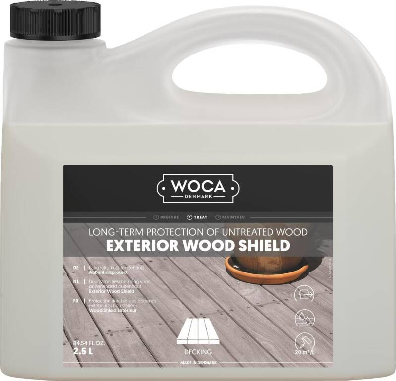 woca - Exterior Wood Shield