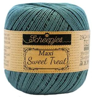 Scheepjes Maxi Sweet Treat 391 Deep Ocean Green