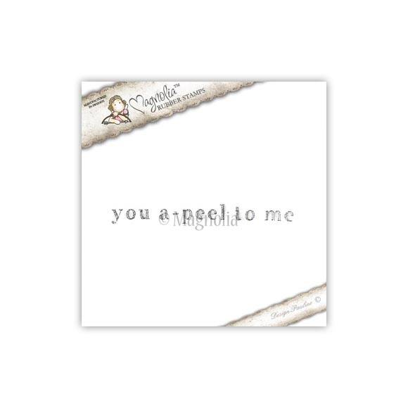 Magnolia Stamp - 2014 - PL 26 You A Peel to Me