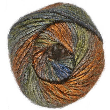 Lammy Yarns Rainbow 911