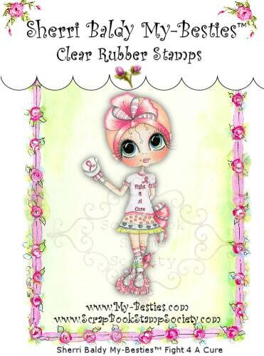 MB 09 Clear Rubber Stamps Hope My-Besties