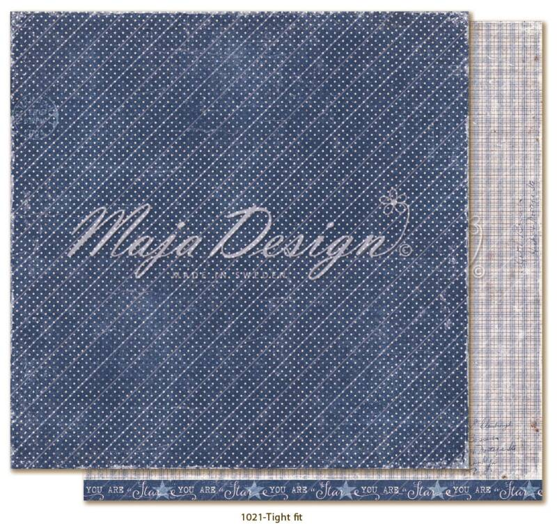 Maja Design - 1021 - Denim & Girls - Thight Fit