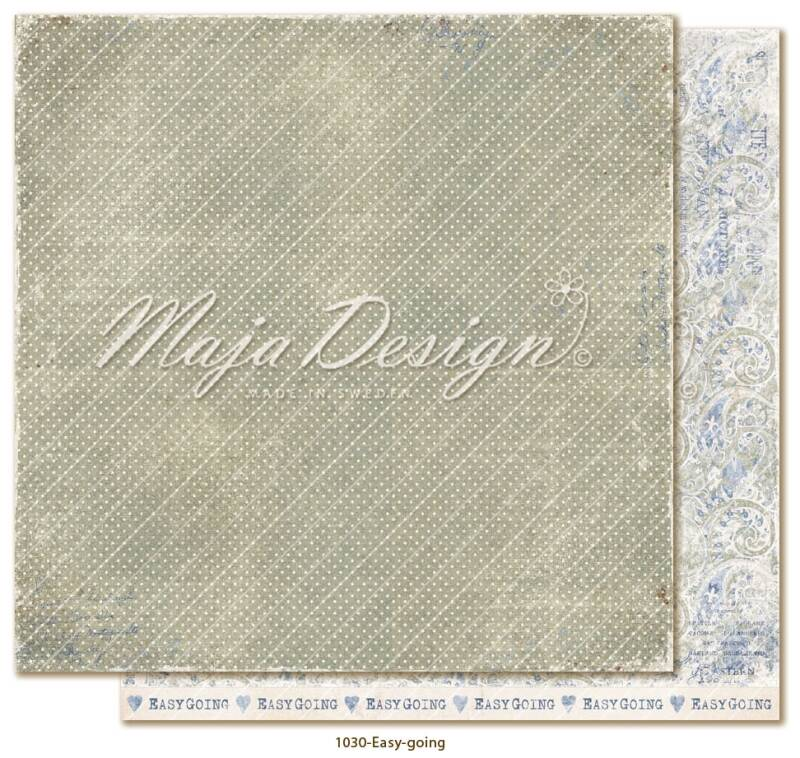 Maja Design - 1030 - Denim & Girls - Easy going