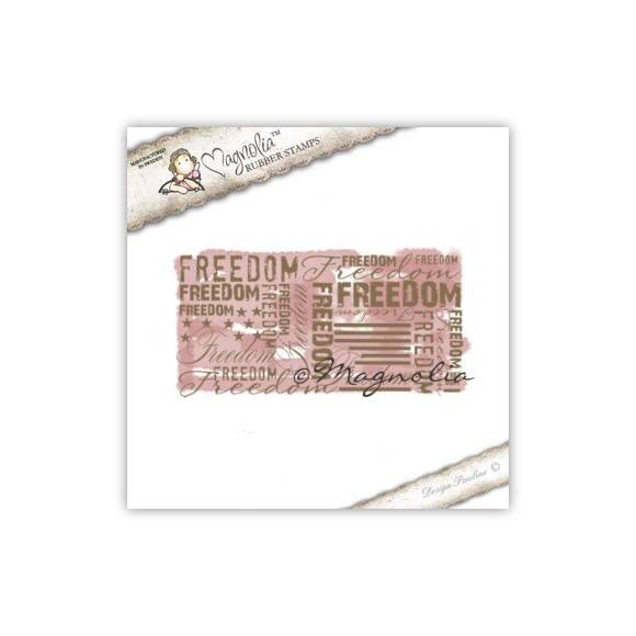 Magnolia Stamp - 2012 - Special 07 Freedom Background