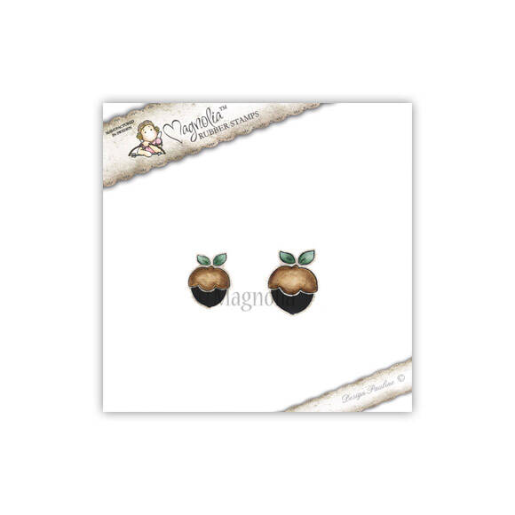 Magnolia Stamp - 2011 - SCD 18 Sweet Acorns (Christmas)