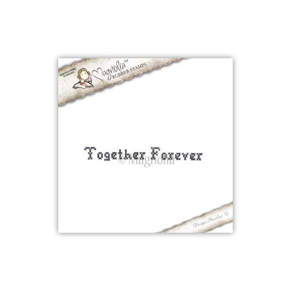 Magnolia Stamp - 2010 - CF 21 Together Forever (text)