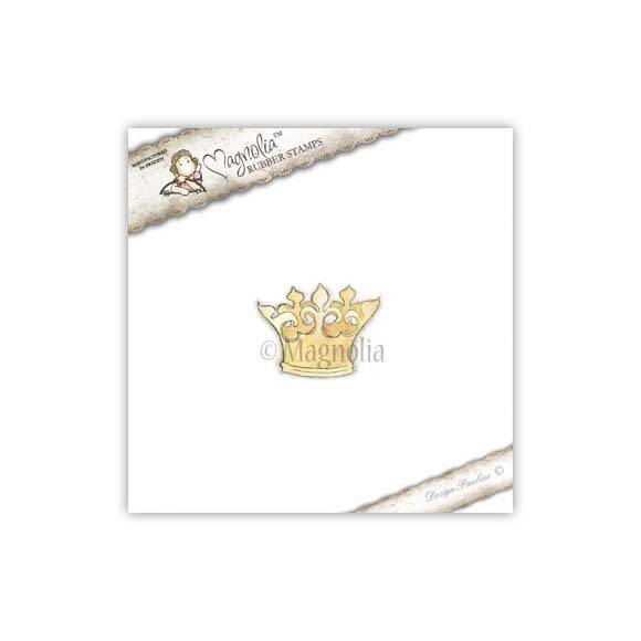 Magnolia Stamp - 2010 - MF 009 Crown