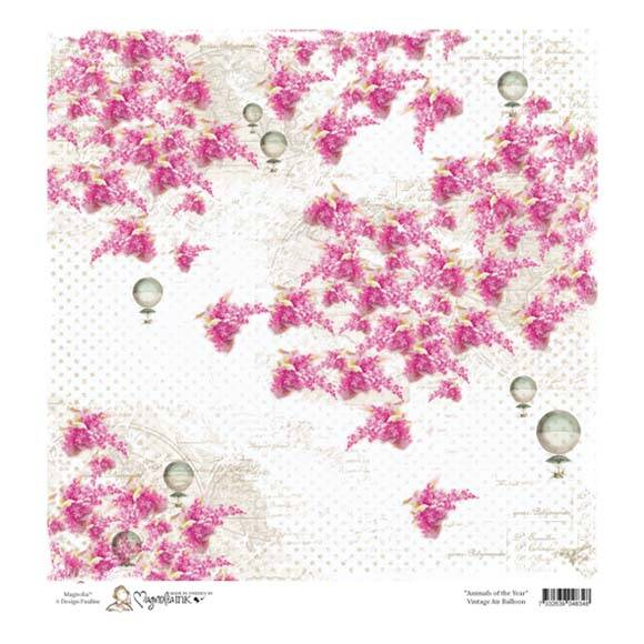 Magnolia Paper Vintage Air Balloon