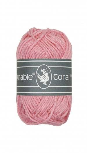 Durable Coral Mini 227 Antique Pink