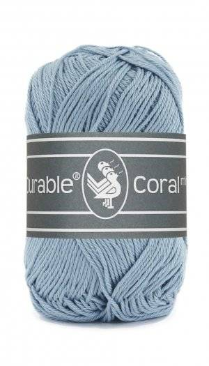 Durable Coral Mini 289 Bleu Grey