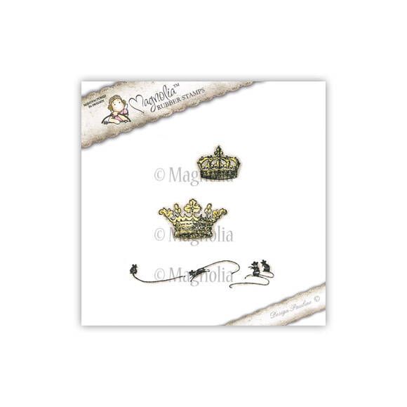 Magnolia Stamp - 2013 - OUT 26 Crown Kit