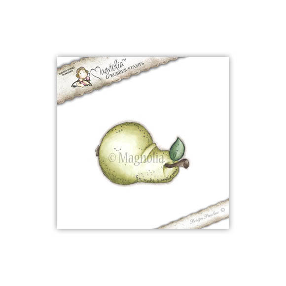 Magnolia Stamp - 2012 - SCL 29 Sweet Pear