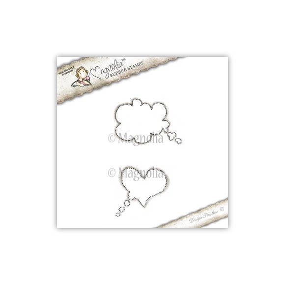 Magnolia Stamp - 2012 - SCL 19 Thought Bubbles