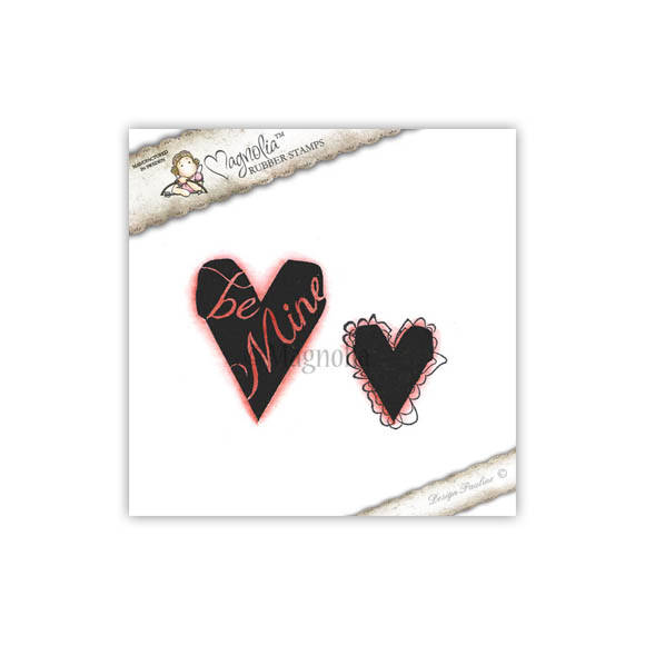 Magnolia Stamp - 2012 - SCL 16 Sweet Hearts