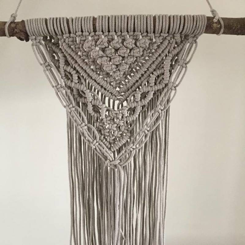 Macramé patroon Bobbiny Beach